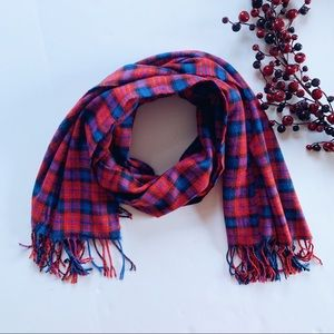 MAKE OFFER J.Crew Factory Plaid Scarf